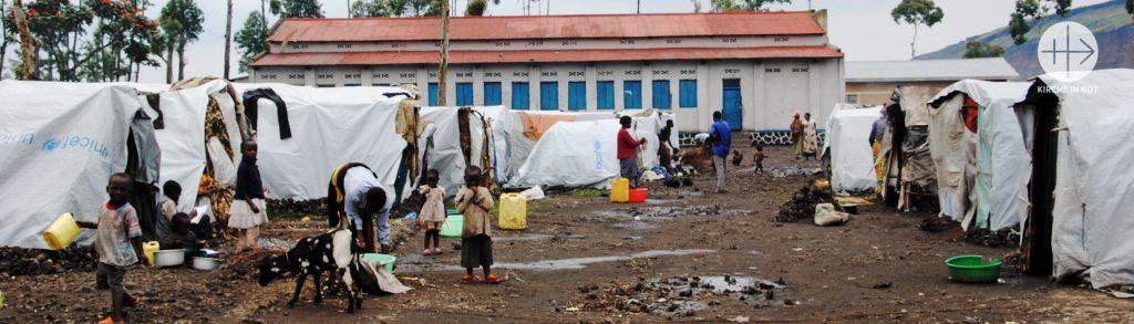 Dem. Republik Kongo: Eskalation der Gewalt geht weiter