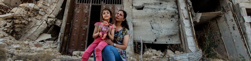 """Syrien: """"Sanktionen haben keine andere Folge, als Menschen weiter ins Elend zu stürzen"""""""