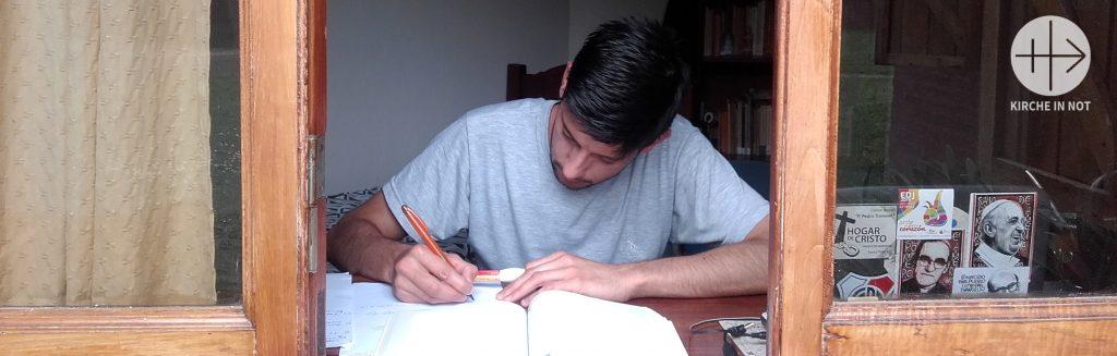 Argentinien: Ausbildungshilfe für elf Seminaristen aus der Diözese Nueve de Julio