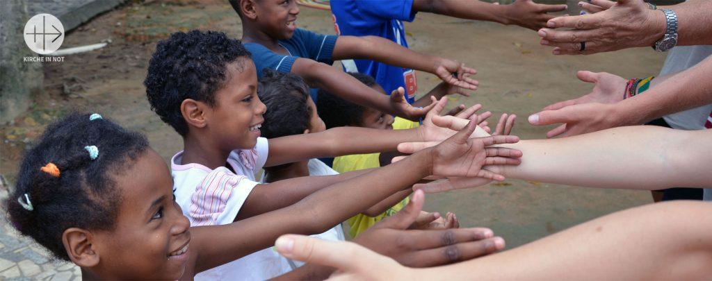 """Brasilien: """"Ihre Spende rettet Leben"""""""