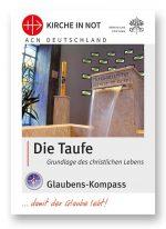 """Glaubens - Kompass - """"Die Taufe"""" lesen"""