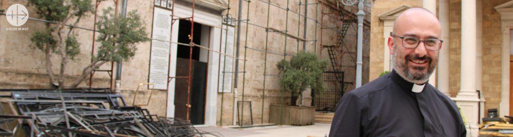"""Libanon: """"Hoffnung ist unser täglich Brot"""""""