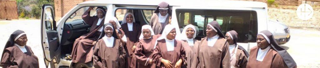 DANKE: Ein Auto für die Karmelitinnen in Zomba