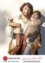 Gebetskarte Heiliger Josef