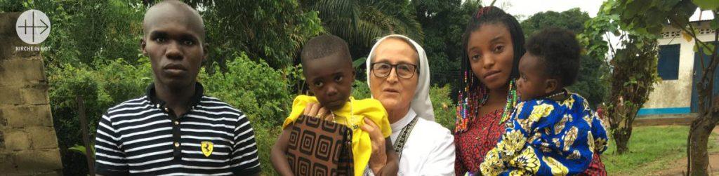 Demokratische Republik Kongo:  Existenzhilfe für Schwestern