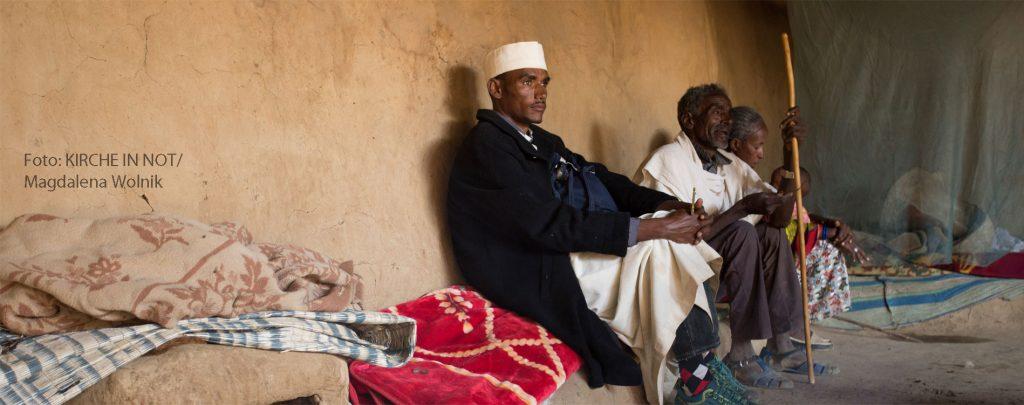 """Äthiopien: Menschen in der umkämpften Region Tigray """"stehen am Rand des Abgrunds"""""""