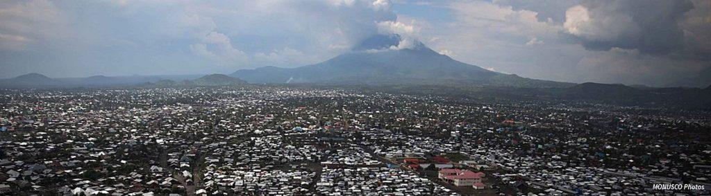 Demokratische Republik Kongo: Nach Vulkanausbruch steigt die Angst vor humanitärer Katastrophe