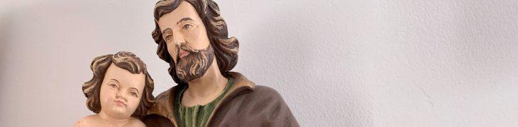 Gebet zum Heiligen Josef