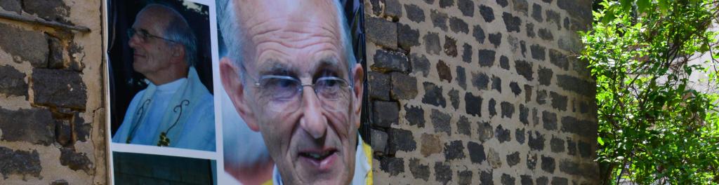 Märtyrer - Zeugen der Liebe: Pater Frans van der Lugt