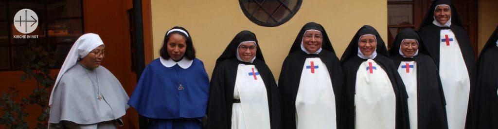 Peru: Existenzhilfe für 16 kontemplative Ordensfrauen