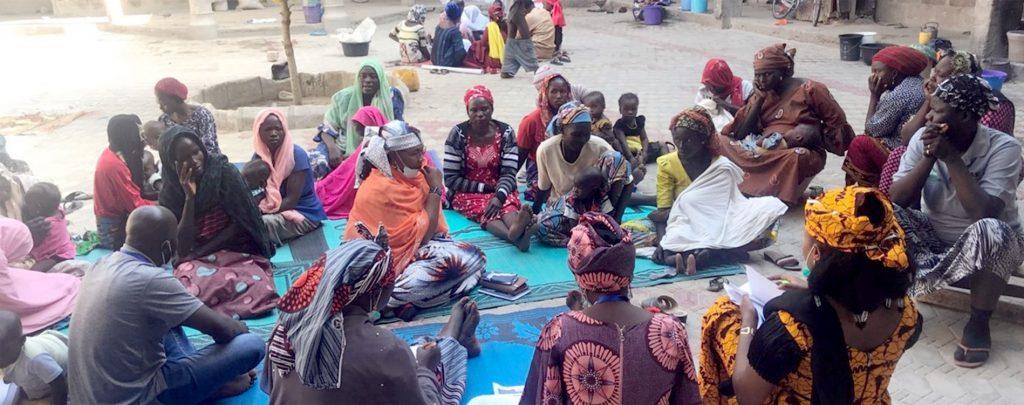 Nigeria: Sophia hat wieder eine Stimme