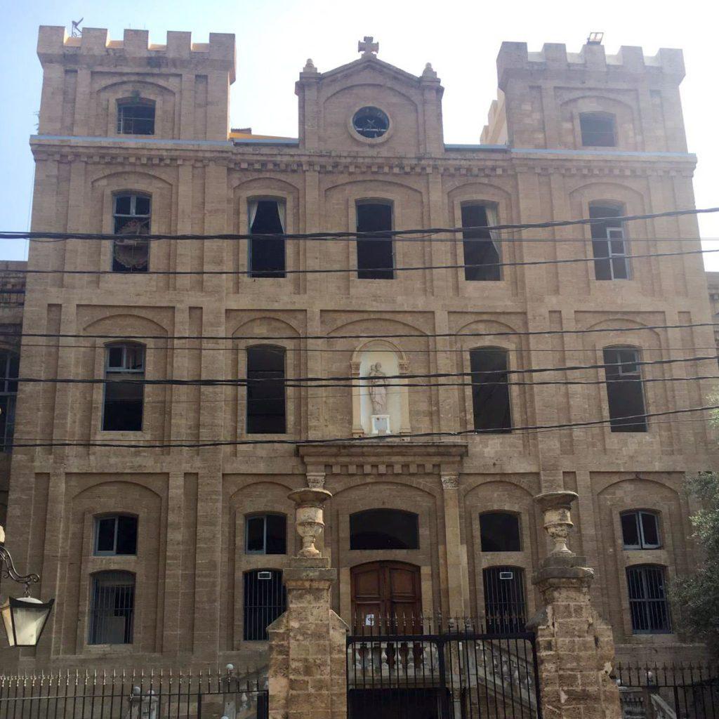 Jesuitenkirche St. Josef in Beirut