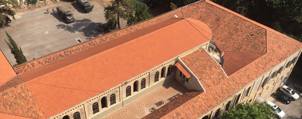Libanon: Bei Explosion beschädigte Kirche öffnet wieder