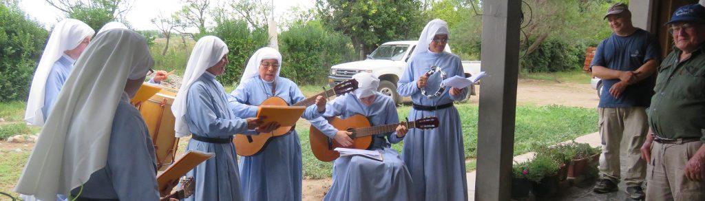 DANKE: Argentinien: Ausbildungs- und Existenzhilfe für 20 Ordensfrauen