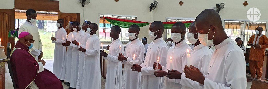 Liberia: Messstipendien für die Ausbilder am Priesterseminar in Gbarna