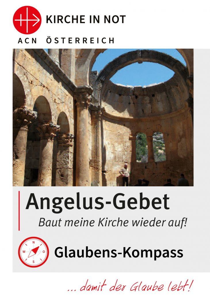 """Glaubens-Kompass - """"Angelus-Gebet"""""""