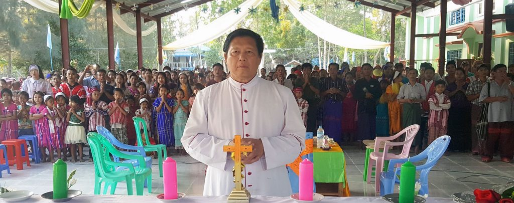 Myanmar: Bischof an Covid-19 gestorben
