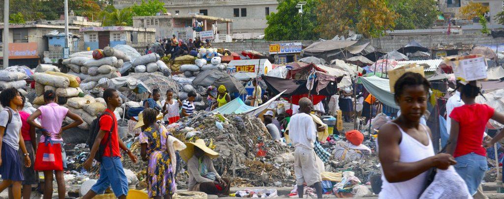 Haiti: Bischöfe entsetzt über Gewalt-Eskalation
