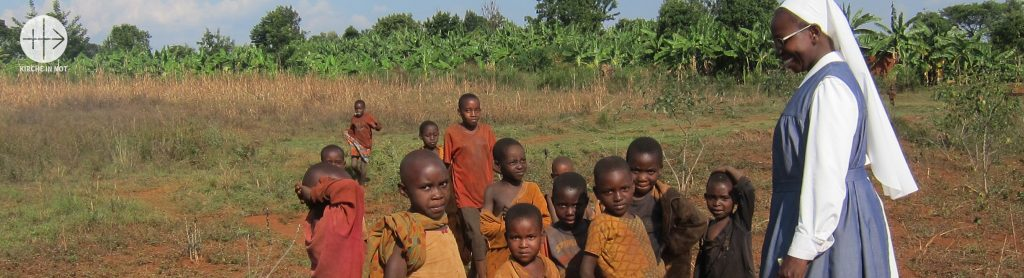 Burundi: Ein Pastoralzentrum in der Diözese Muyinga