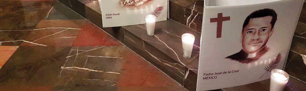 Märtyrer - Zeugen der Liebe: Mexico: Mehr als 26 Priester wurden ermordet