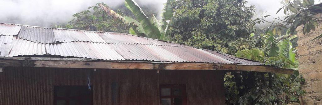 Peru: Ein Pfarrhaus für die Pfarre von Massiapo