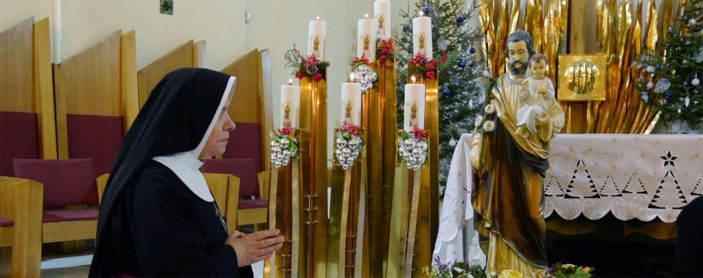 Der heilige Josef: Ein weltweites Vorbild